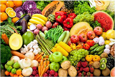 Fruit Vegetables for Boosting  Immunity