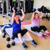 You plus one personal training